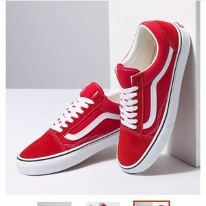 Vans Old Skool Red 10.5